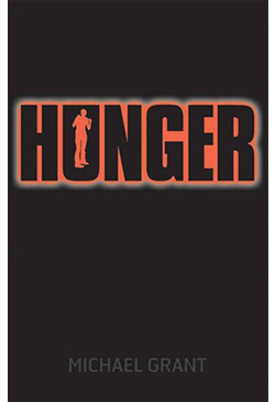 Book cover for Hunger: A Gone Novel