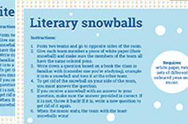 Literary Snowballs