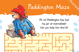 Paddington Maze