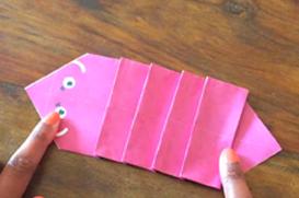 Screenshot of bookworm video