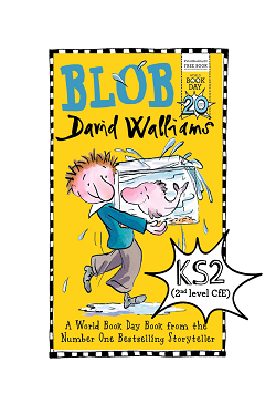 Book cover for Blob