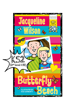 Book cover for Butterfly Beach
