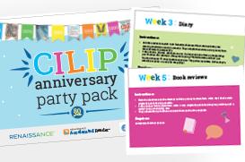 CILIP anniversary pack