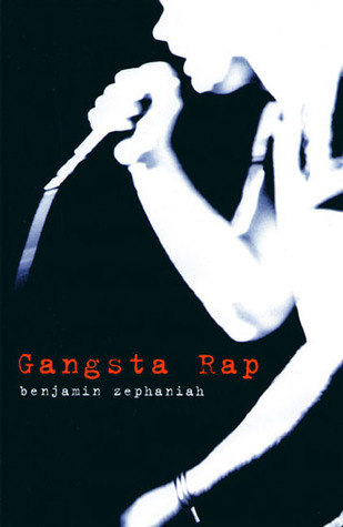 Book cover for Gangsta Rap