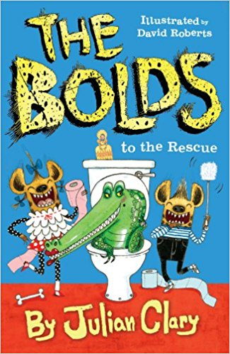 Book cover for The Bolds to the Rescue