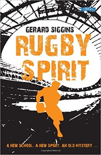 Book cover for Rugby Spirit