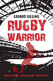Book cover for Rugby Warrior
