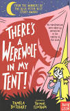 Book cover for There's a Werewolf in my Tent!