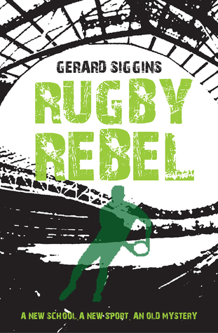 Book cover for Rugby Rebel