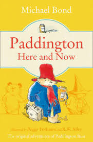 Book cover for Paddington Here and Now
