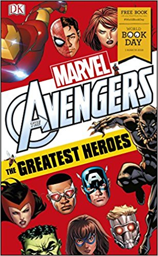 Book cover for Marvel's Avengers the Greatest Heroes