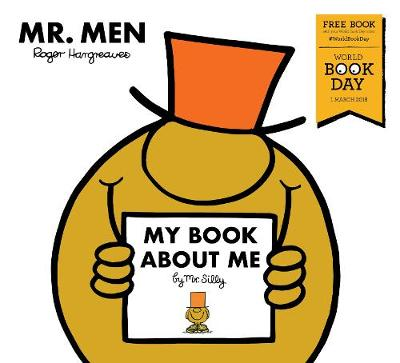 Book cover for My Book About Me By Mr Silly
