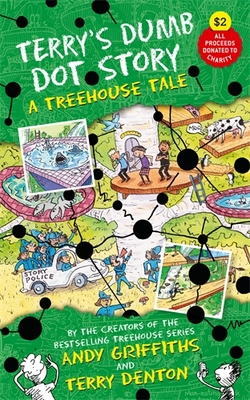Book cover for Terry's Dumb Dot Story: A Treehouse Tale