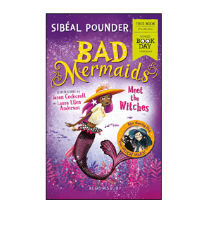 Book cover for Bad Mermaids Meet the Witches