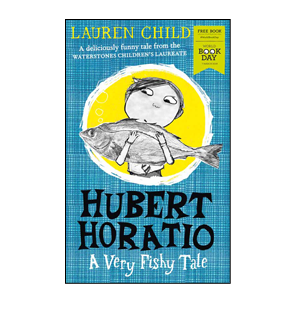 Book cover for Herbert Horatio: A Very Fishy Tale