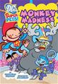 Book cover for Monkey Madness