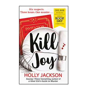 Book cover for Kill Joy
