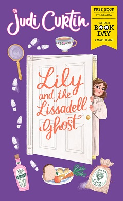 Book cover for Lily and the Lissadell Ghost